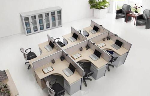 办公室家具定制案例